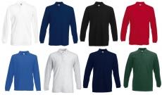 8 couleurs de disponible et 5 tailles de polos que vous pouvez panacher à votre guise ,tailles S-M-L-XL-XXL.