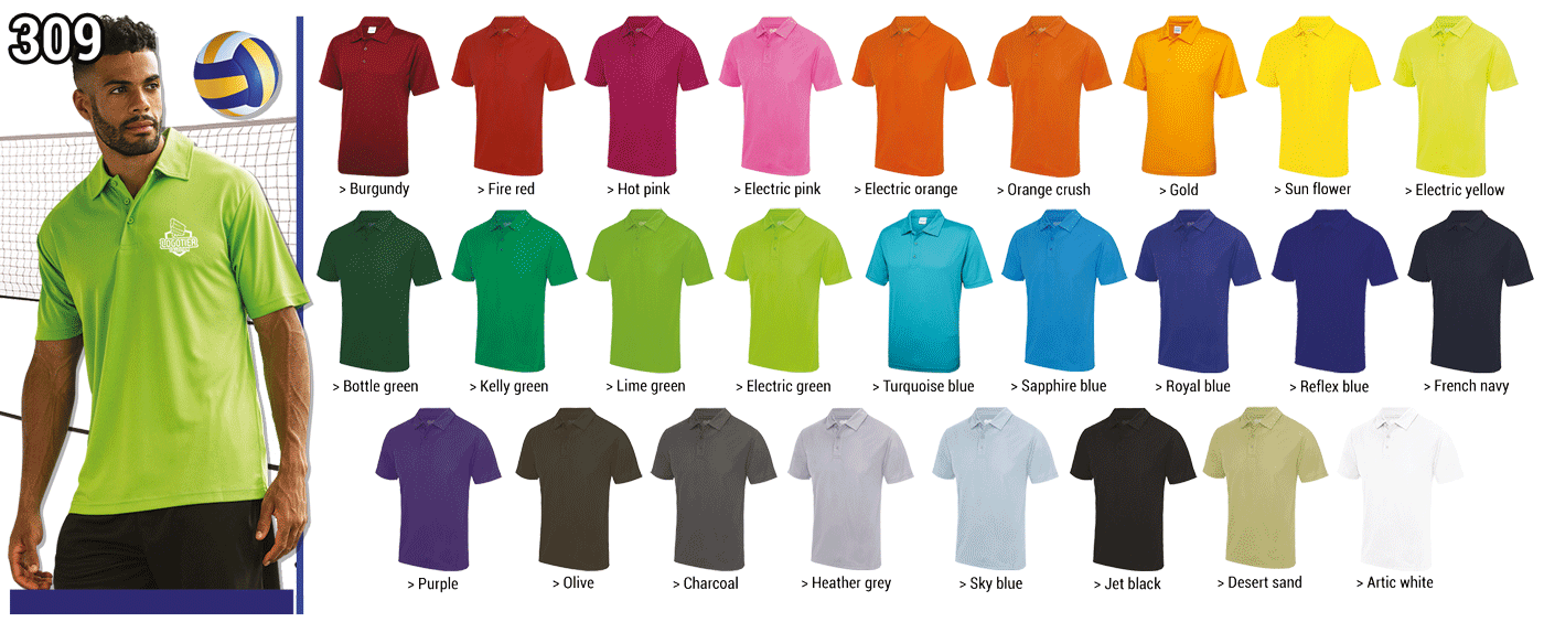 Polos techniques , 100 % polyester , 140 grs