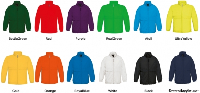 12 couleurs disponibles